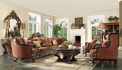 New Formal   Classic European Style Luxury 4 Piece Sectional Set HD-111