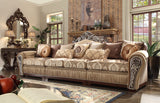 New Formal   Classic European Style Luxury 2 Piece Sectional Set HD-1632