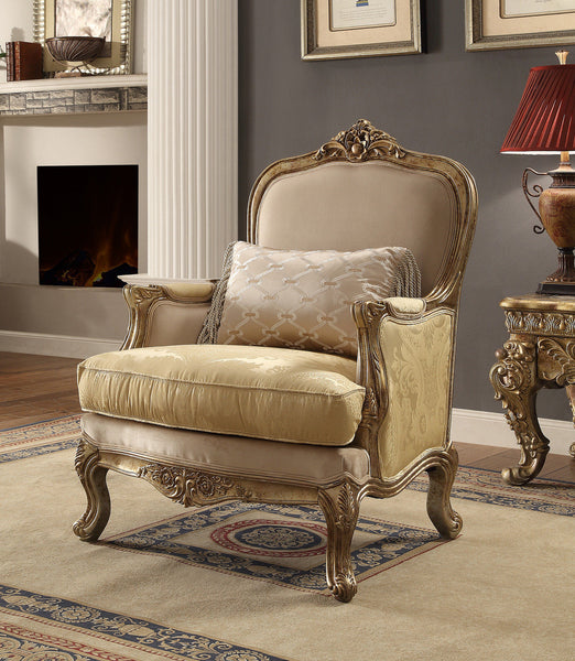 Formal Classic European Luxury Chair  HD-2626