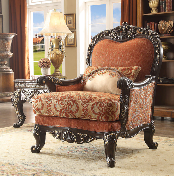 Formal Classic European Luxury Chair  HD-2627