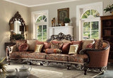 New Formal   Classic European Style Luxury 5  Piece Sectional Set HD-111