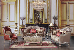 Luxury Formal 2 Piece Living Room Set HD-1880
