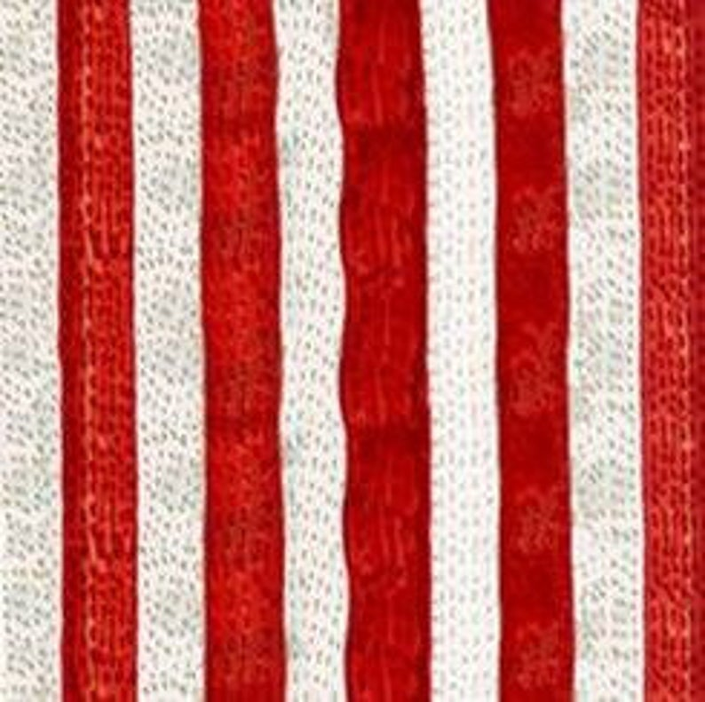 Face Mask with Filter Pocket:  Old Glory Stripes
