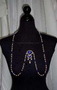 """Cassandra"" Wrapable Bodice Jewelry"