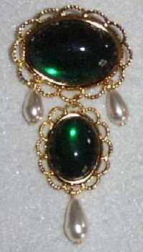 """Anne"" Brooch"