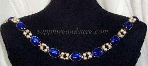 """Arthur"" Jeweled Renaissance Collar of Office, 50-55 inches"