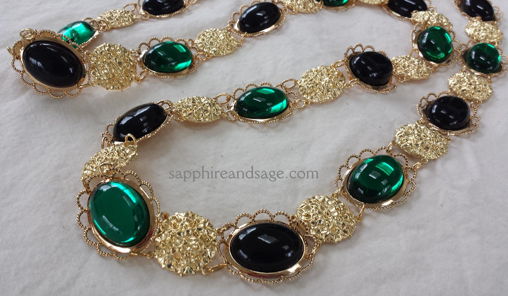 """James"" Jeweled Renaissance Collar of Office, 45-50 inches"