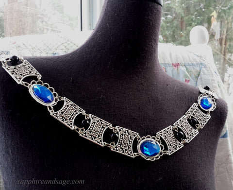 """Edward"" Jeweled Renaissance Collar of Office, 55-60 inches"