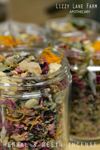 Herbal Sachets & Potpourri