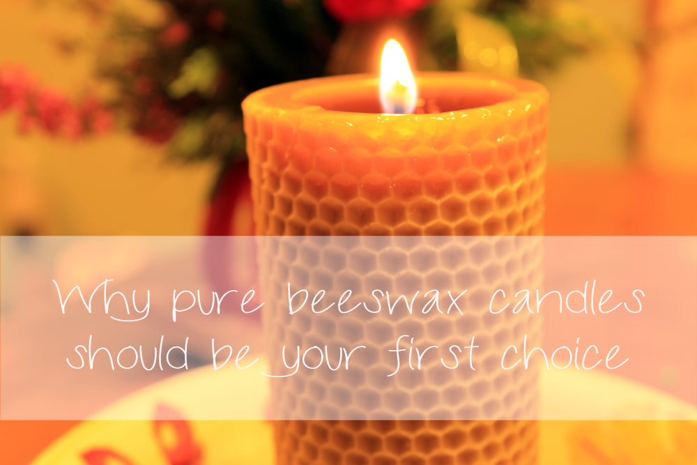 why beeswax candles are your best choice for a candle