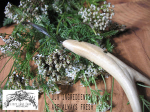 Organic Herbal Facial Steam - Lizzy Lane Farm Apothecary