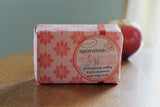 Farm House Butter Bar Soap:Applejack gift wrapped