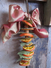 Load image into Gallery viewer, bay leaf and dried orange garland