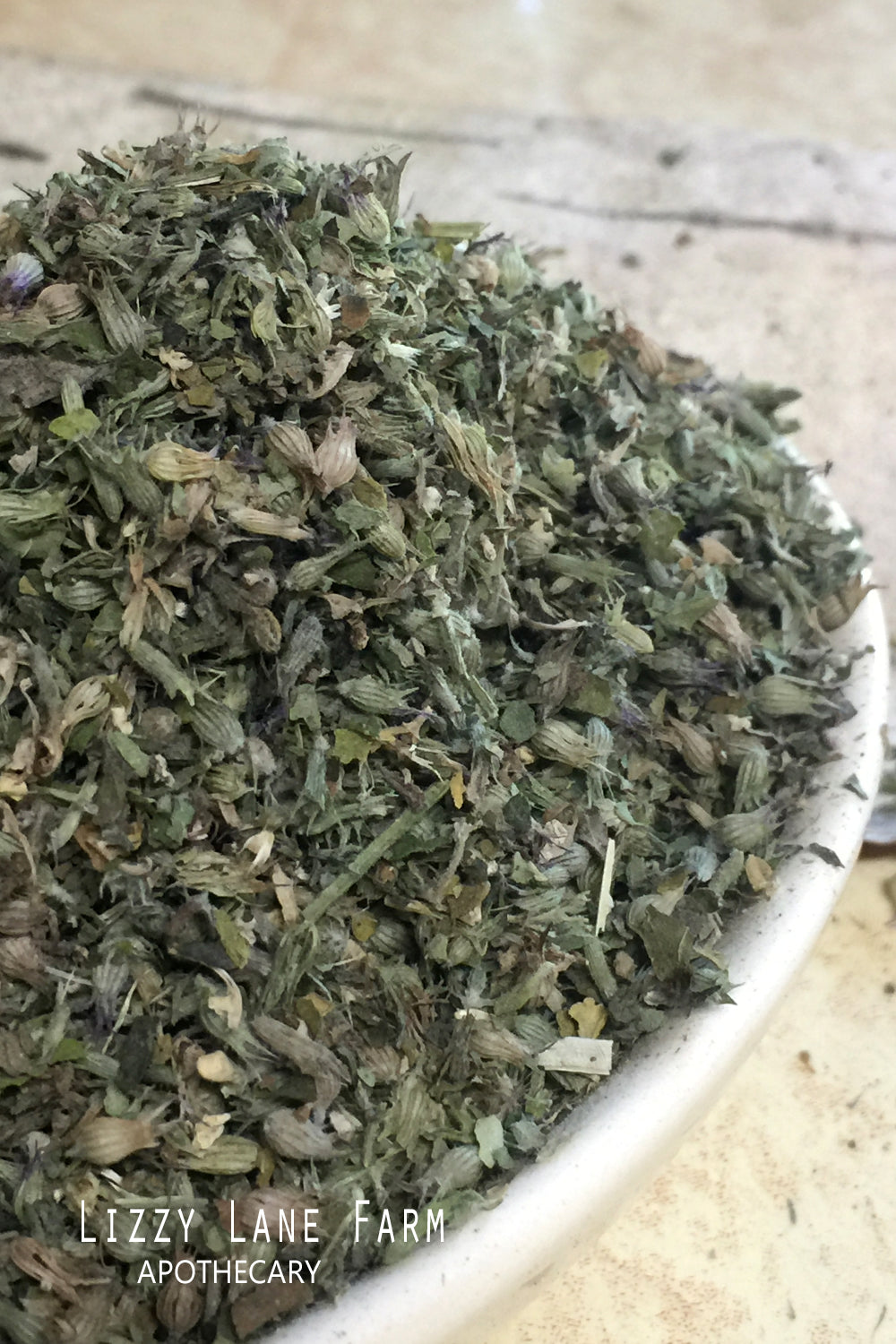 Catnip-Organic Fresh Dried - Lizzy Lane Farm Apothecary