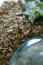 Load image into Gallery viewer, Catnip-Organic Fresh Dried - Lizzy Lane Farm Apothecary