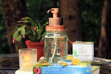 kilner preserve jar copper top and foaming soap pump