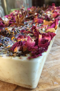 Soap Cake-Browned Sugar Cranberry Chutney - Lizzy Lane Farm Apothecary