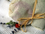 Dream Pillow Sachets- mugwort dream herb, set of 2