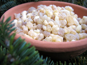 Frankincense Herbal Incense - Lizzy Lane Farm Apothecary