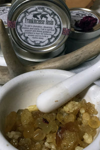 Frankincense Resin- - Lizzy Lane Farm Apothecary