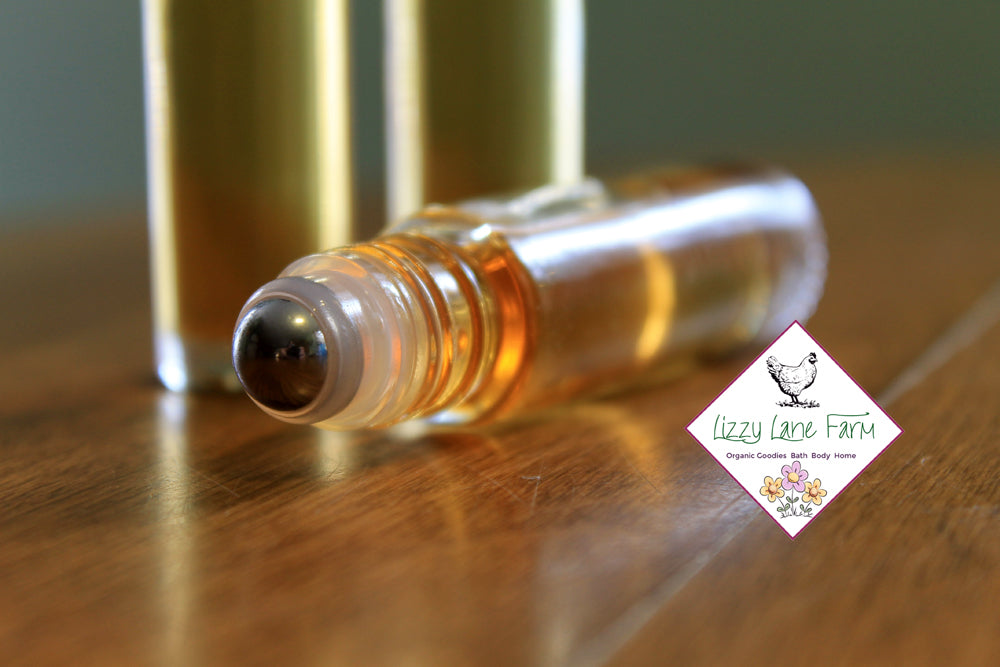 Personal Perfume Oil- Fall/Winter Farmer's Market Choice