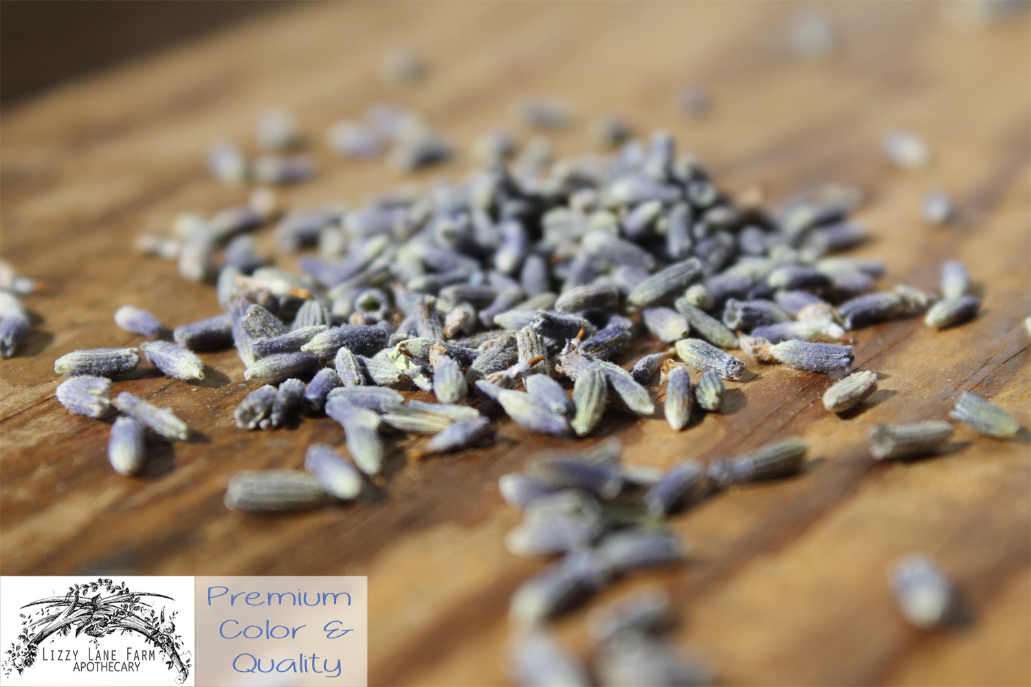 organic fresh dried lavender buds