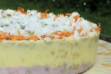 Load image into Gallery viewer, Whole Soap Cakes-Lavender - Lizzy Lane Farm Apothecary