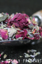 Load image into Gallery viewer, Red Rose • Fragrant Potpourri - Lizzy Lane Farm Apothecary