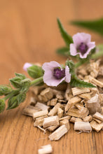 Load image into Gallery viewer, Marshmallow Root-Organic Fresh Dried. (Althaea Root) - Lizzy Lane Farm Apothecary