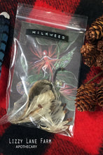 Load image into Gallery viewer, milkweed pod, fairy magick work, fall equinox,