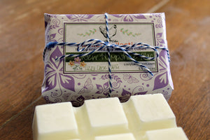 NH Lilac Wax Melt Tart - Lizzy Lane Farm Apothecary