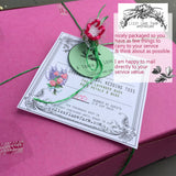 secure packaging for your wedding petal toss