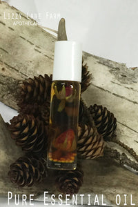 Patchouli Botanical Perfume Oil