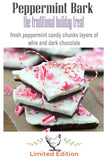 peppermint bark limited edition