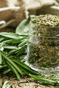 Organic Rosemary- Loose Rosemary Dried Herb (Rosmarinus officinalis) - Lizzy Lane Farm Apothecary