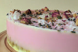 vanilla lavender whole soap cake