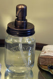 kilner fruit jar soap dispenser