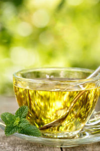 Organic Spearmint Leaf- Loose Spearmint Dried Herb (Mentha spicata) Spearmint tea bags - Lizzy Lane Farm Apothecary