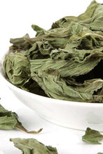 Load image into Gallery viewer, Spearmint Leaf- Loose Spearmint Dried Herb (Mentha spicata) Spearmint tea bags--Organic Spearmint - Lizzy Lane Farm Apothecary