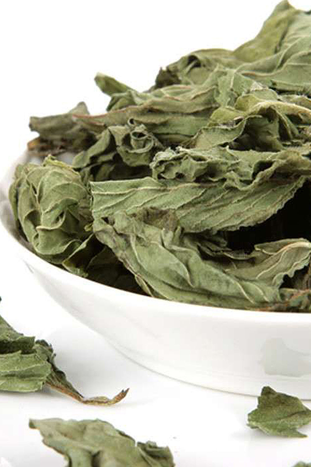 Organic Peppermint Leaf- Loose Peppermint Dried Herb (Mentha piperata) Peppermint tea bags - Lizzy Lane Farm Apothecary