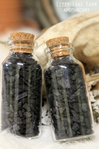 Black Styrax Resin