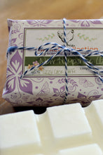 Load image into Gallery viewer, NH Lilac Wax Melt Tart - Lizzy Lane Farm Apothecary
