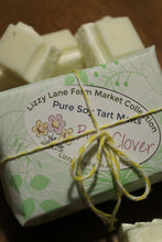 Load image into Gallery viewer, Red Clover Wax Melt Tart - Lizzy Lane Farm Apothecary