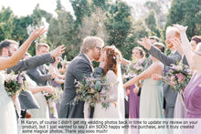 Load image into Gallery viewer, Meadow Wedding Confetti • Wedding Toss • Real Dry Flowers • Petal Confetti- Aisle - Lizzy Lane Farm Apothecary