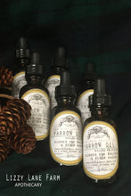 Load image into Gallery viewer, Yarrow Herbal Oil - Lizzy Lane Farm Apothecary