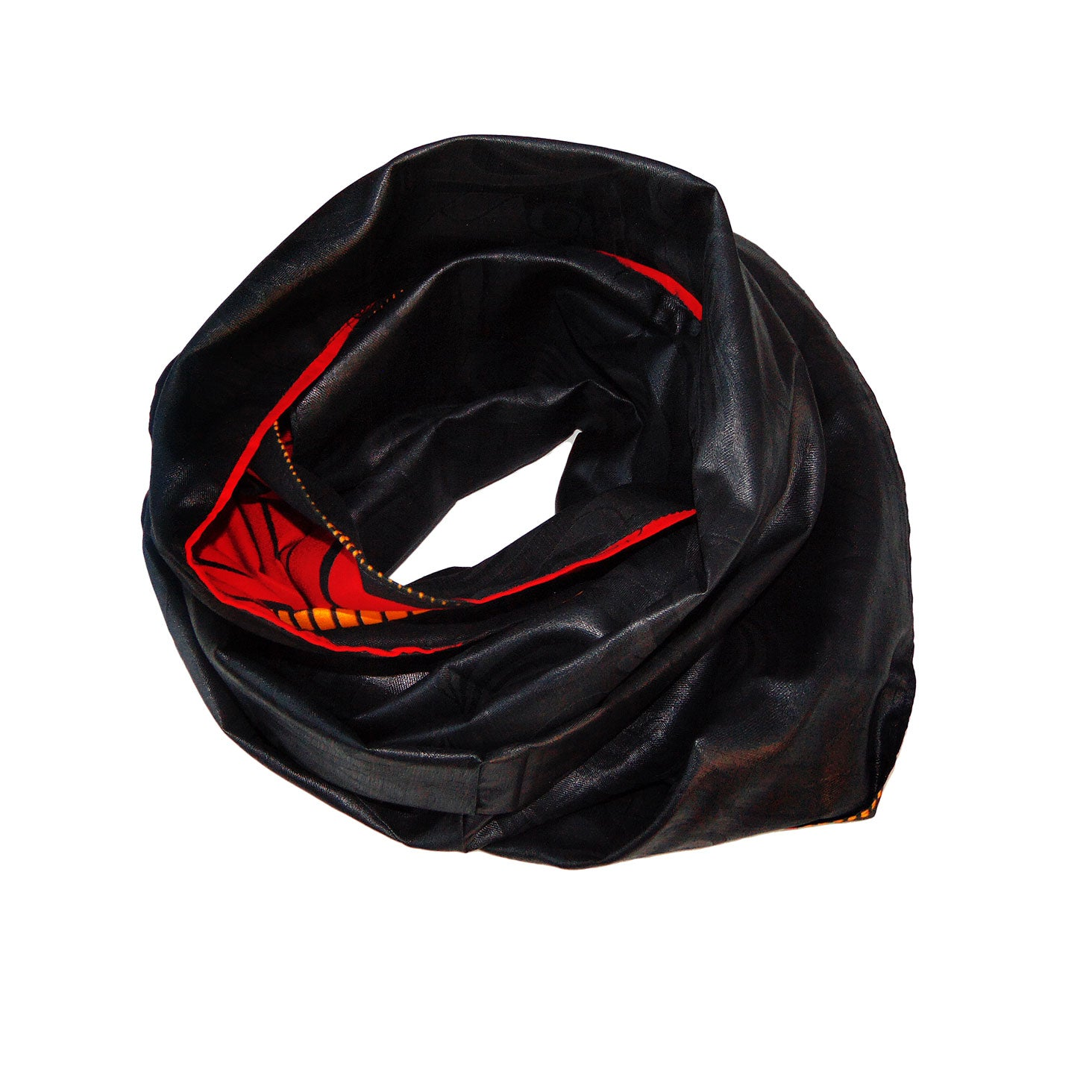 SALLY REVERSIBLE SCARF, HEADWRAP