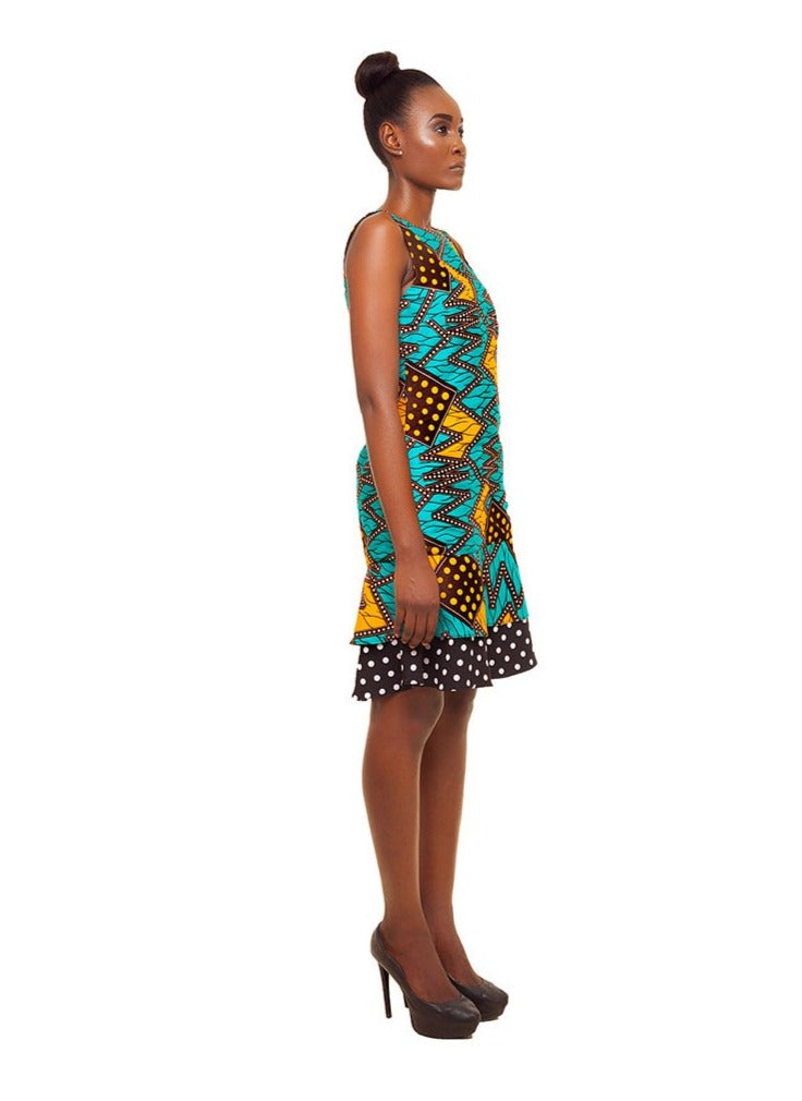 AZINGA SWING DRESS