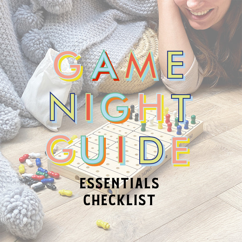 The Essential Game Night Check List