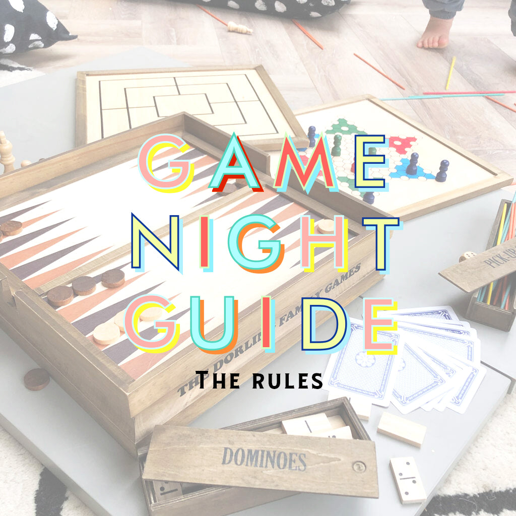 Handy Board Game Rules
