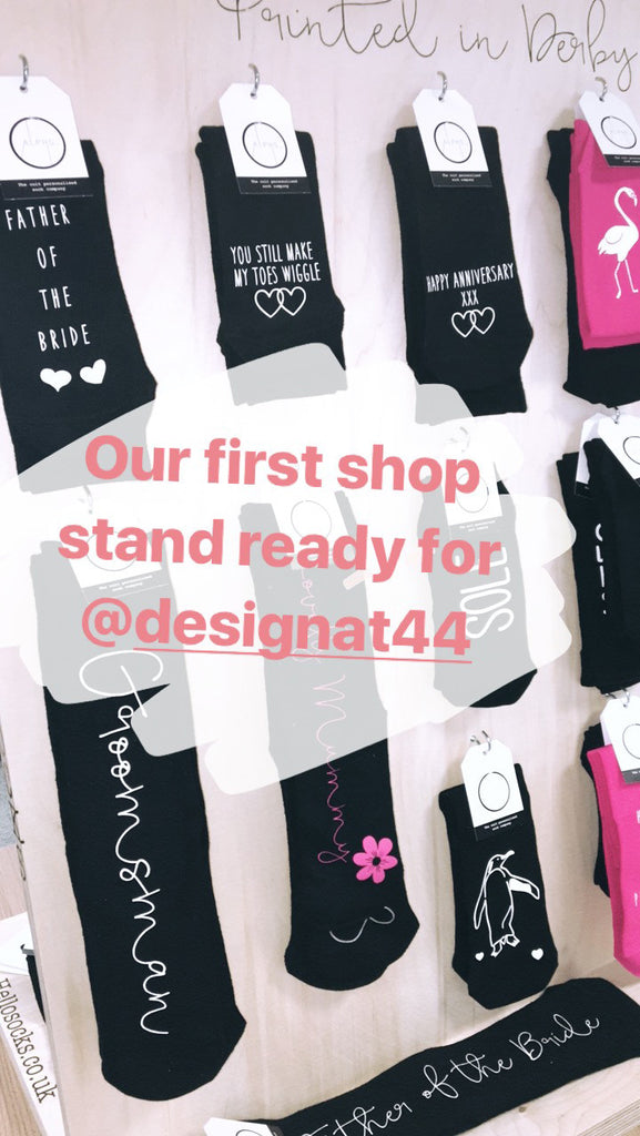Alphs socks now available at Design@44